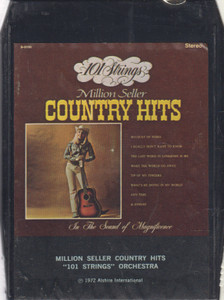 101 Strings Orchestra: Million Seller Country Hits -5325