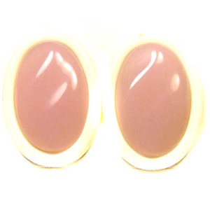 Avon Pink Shades Of Spring Earrings
