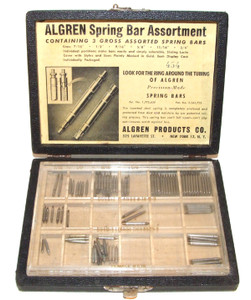1930's Era Algren Spring Bar Assortment Watch Band Springs