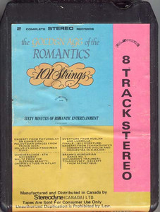 101 STRINGS   The Golden Age of the Romantics