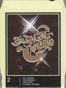 The Singing Machine Karaoke Tape #2 - Oh Carol / Yesterday / Pretend / Donna Donna