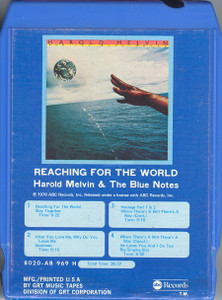 Harold Melvin & the Blue Notes: Reaching for the World -15995