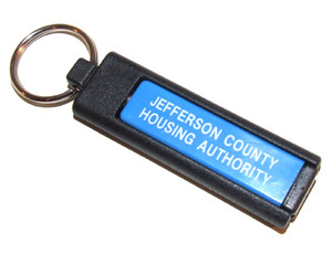 Jefferson County Housing Authority Advertising Pen Keychain Fob