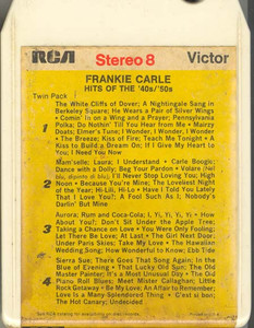 FRANKIE CARLE  Hits of the '40s/'50s