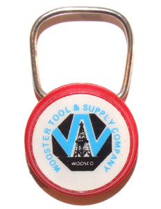 Sandy Supply & Wooster Tool & Supply Company Keychain