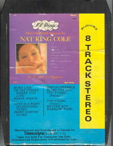 101 STRINGS  Hits Made Famous by Nat King Cole
