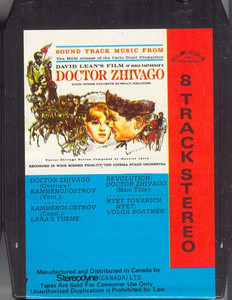 101 STRINGS   Doctor Zhivago