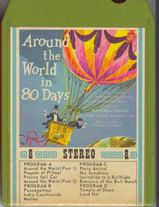 101 STRINGS   Around the World in 80 Days