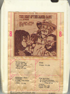 JAMES GANG   The Best of the James Gang Featuring Joe Walsh