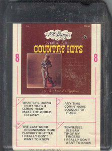 101 STRINGS Million Seller Country Hits