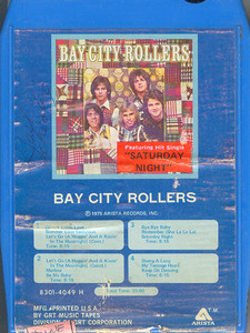 BAY CITY ROLLERS: Self-Titled -5290