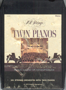 101 STRINGS ORCHESTRA: 101 Strings With Twin Pianos