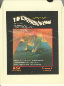 Song from The Towering Inferno and Other Broadway and Motion Picture Music