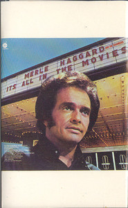 MERLE HAGGARD: It's All in the Movies Cassette Tape