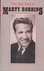 MARTY ROBBINS: The Very Best of Marty Robbins - #1 Cassette Tape