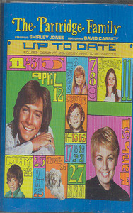 Partridge Family: Up to Date Cassette Tape