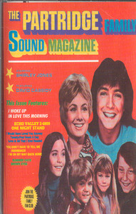 Partridge Family: Sound Magazine Cassette Tape