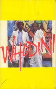 Whodini: Self-Titled -33110 Cassette Tape