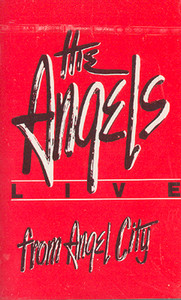 The Angels: Live from Angel City -29300 Cassette Tape