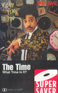 The Time: What Time Is It? -31173 Cassette Tape