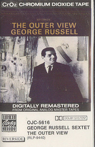 George Russell Sextet: The Outer View -14753 Cassette Tape