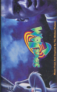 Music from and Inspired by the Space Jam Motion Picture -22623 Cassette Tape