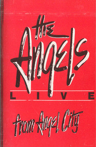 The Angels: Live from Angel City -29298 Cassette Tape