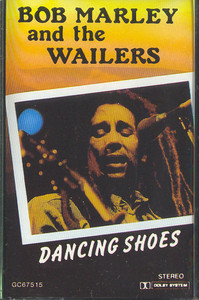 Bob Marley & the Wailers: Dancing Shoes -8720 Cassette Tape
