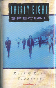 .38 Special: Rock & Roll Strategy -5655 Cassette Tape