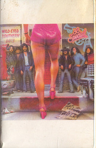 .38 Special: Wild-Eyed Southern Boys -5688 Cassette Tape