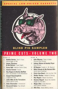 Blind Pig Sampler - Prime Cuts, #2 -8661 Cassette Tape