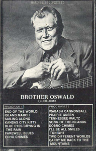 BROTHER OSWALD: Self-Titled Cassette Tape