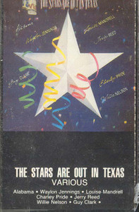 The Stars are Out in Texas Cassette Tape