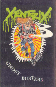 XENTRIX: Ghost Busters Cassette Tape
