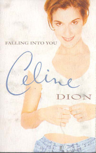 CELINE DION: Falling Into You -9827 Cassette Tape