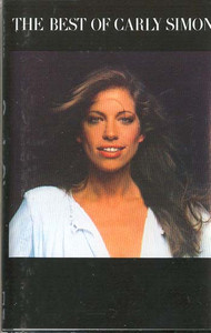 CARLY SIMON: The Best of Carly Simon -9697 Cassette Tape