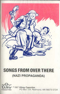 Songs from Over There (Nazi Propaganda) Cassette Tape