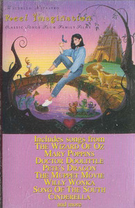 MICHELLE NICASTRO: Reel Imagination Cassette Tape