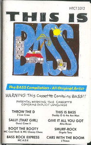 This is Bass Cassette Tape