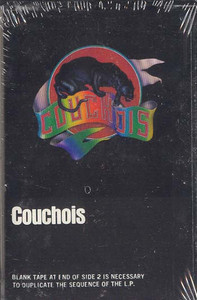 COUCHOIS: Self-Titled Cassette Tape