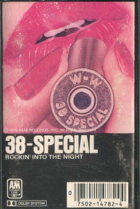 .38 SPECIAL: Rockin' Into the Night -5663 Cassette Tape