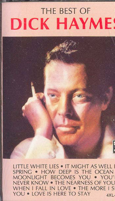 DICK HAYMES: The Best of Dick Haymes Cassette Tape