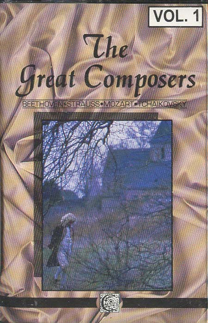 The Great Composers - #1 Cassette Tape