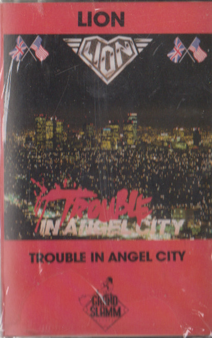 Lion: Trouble in Angel City Cassette Tape