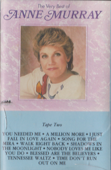 Anne Murray: The Very Best of Anne Murray - #2 -7097 Cassette Tape