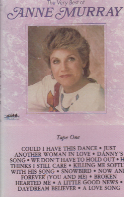 Anne Murray: The Very Best of Anne Murray - #1 -7094 Cassette Tape