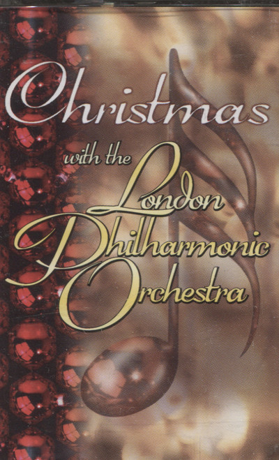 The London Philharmonic Orchestra: Christmas with the London Philharmonic Orchestra Cassette Tape