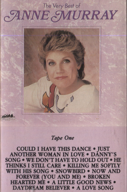Anne Murray: The Very Best of Anne Murray - #1 -7095 Cassette Tape