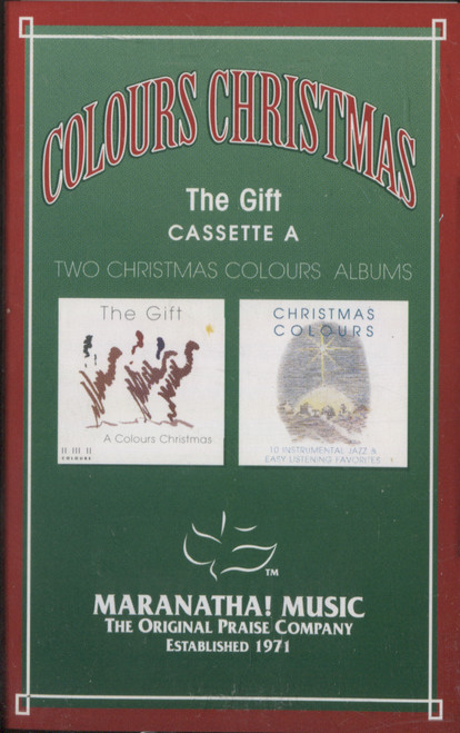 Various Artists: Colours Christmas, The Gift, Tape A - Audio Cassette Tape