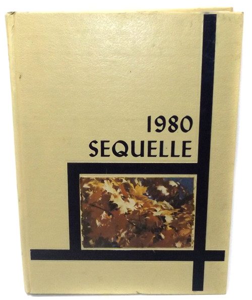 1980 Sequelle - Clarion State Teacher's College University Yearbook Clarion, PA